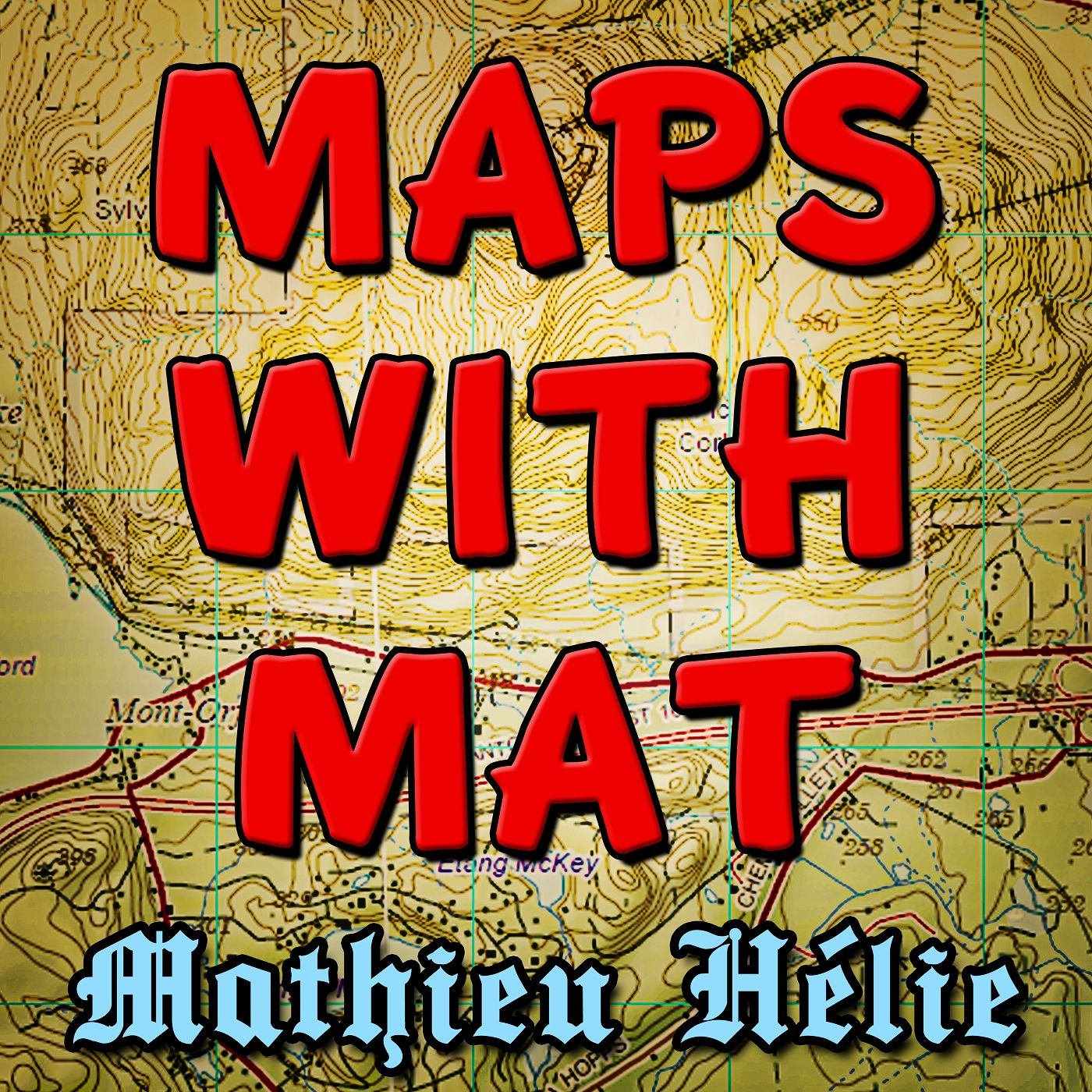 Maps with Mat